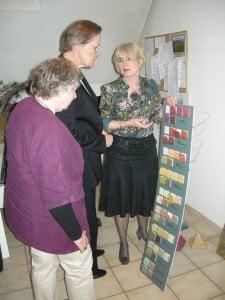 Dr. Katarzyna Schmidt-Przewosna, Anne Holen og Hanne Gjendem