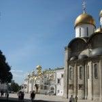 Fantastiske byggverk i Moskva