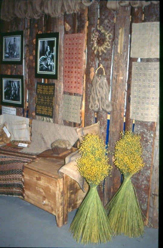 Utstilling Holmen gård 1994