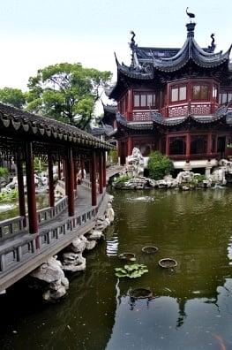 Kina Shanghai Garden