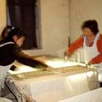 Blåtrykk pastareservage