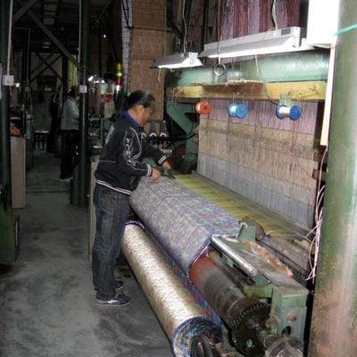 Kina, Brokadeveveriet