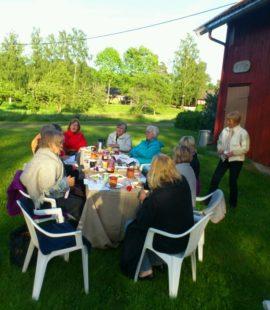 Medlemsmøte i Vestfold, juni 2012