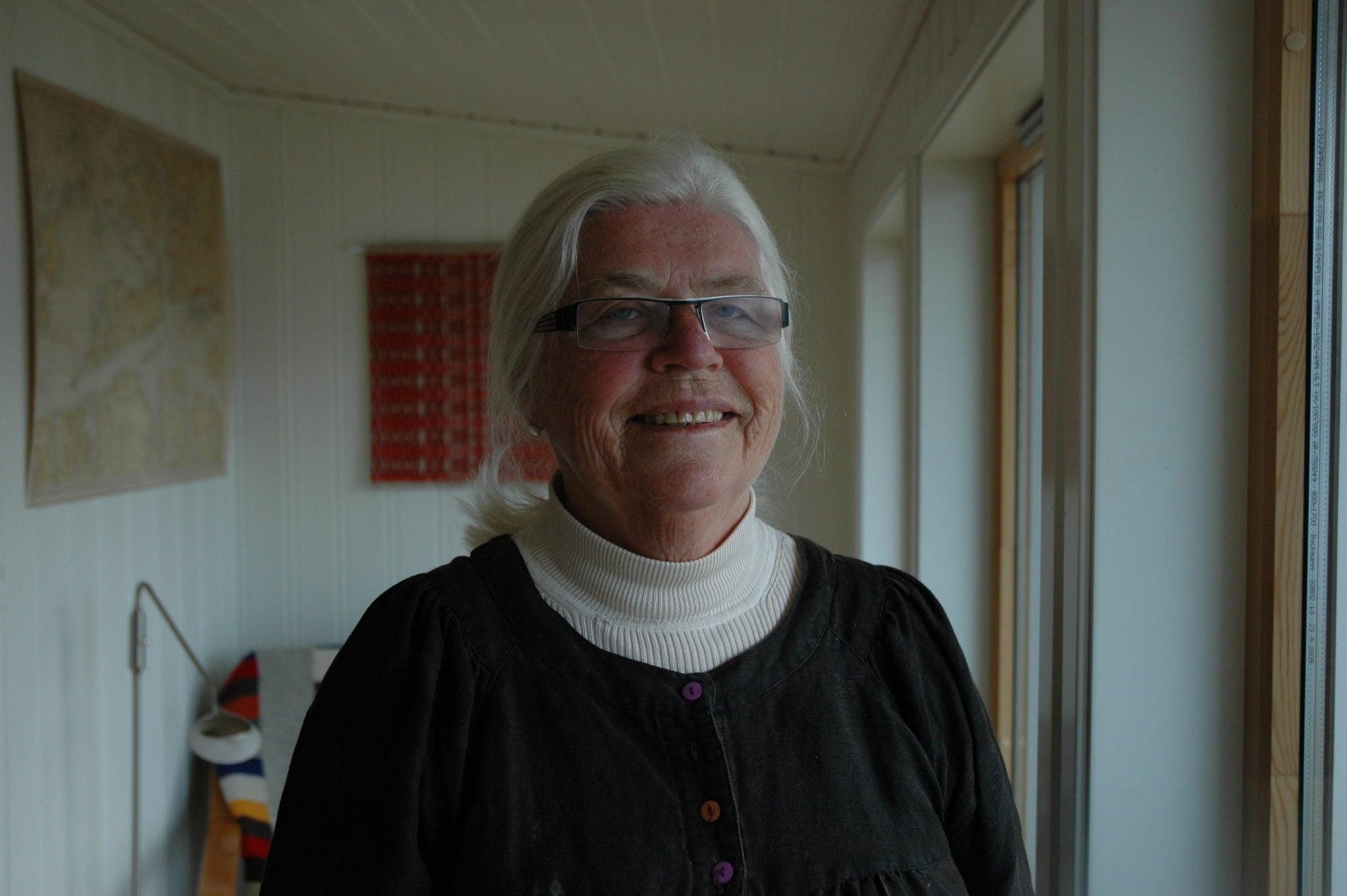 Sekretær Bjørg Heie