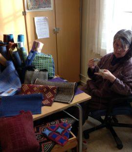 Karin Kristiansen - Min tekstile verden