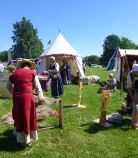 LINjentene på Hamar Middelalderfestival