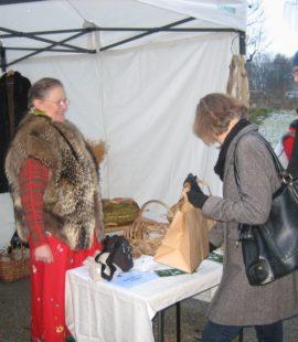Markedsdag på Wøyen 22. november 2014
