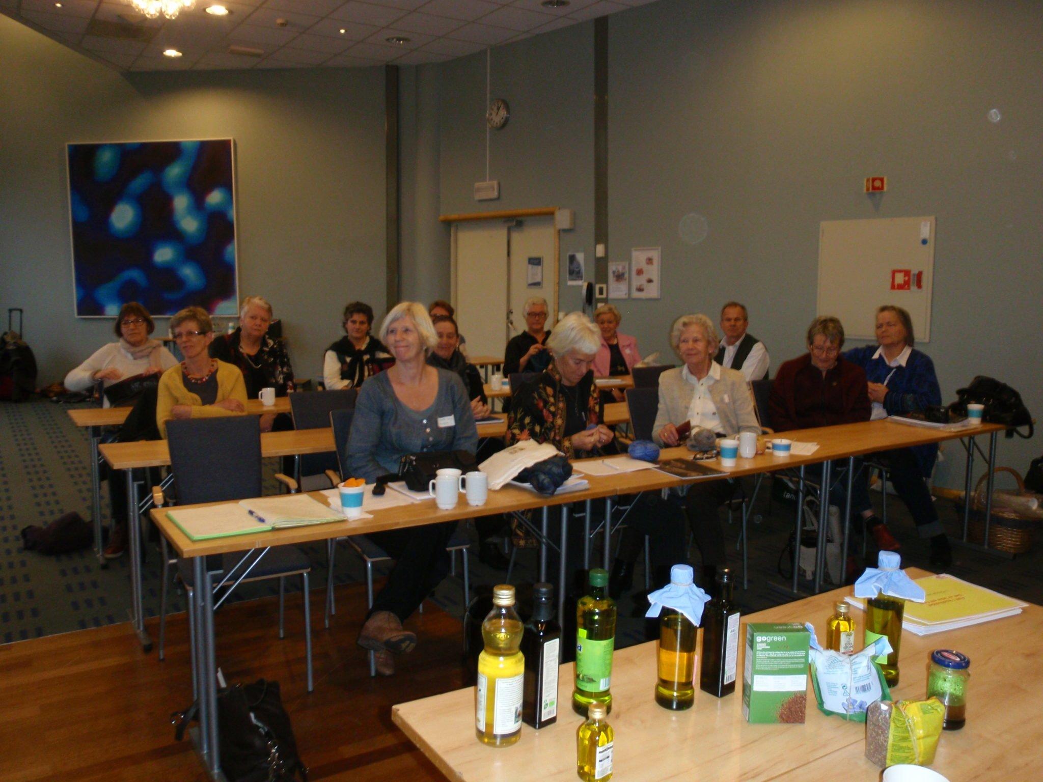 Årsmøte i Stavanger 18.-19. april 2015