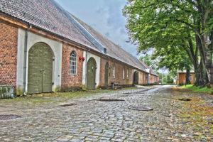 Tøihuset i Gamlebyen Foto: Espen Nordenhaug