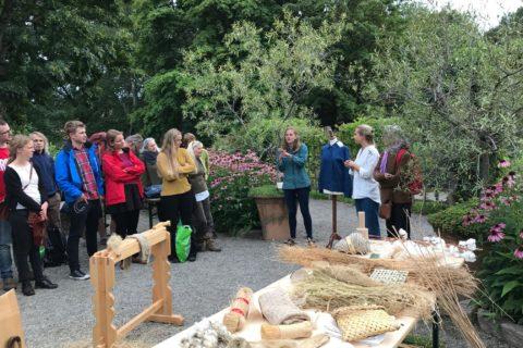 Urtehagen i Botanisk hage i Oslo