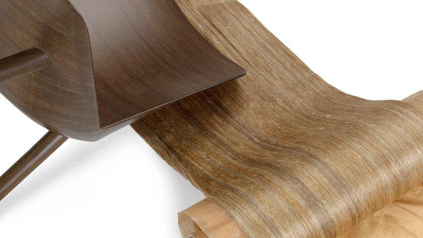 Biological Chair Jin Kuramoto Studio design furniture dezeen hero