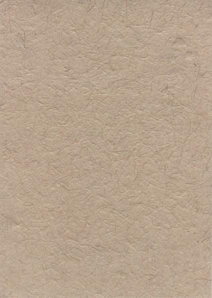 Muka natural plain A4 papir