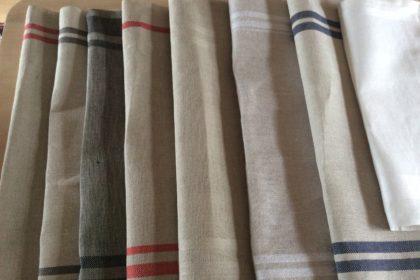 Håndklær 100% lin